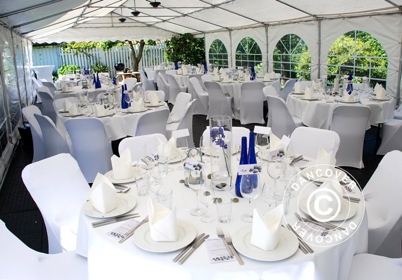 Tavoli e sedie per le feste per tutti i tipi di evento