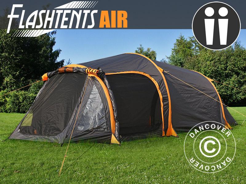 Tende gonfiabili di Dancover - la vita da campeggio è più semplice